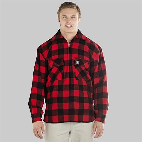 Swanndri Men S Ranger Wool Shirt Outback Whips Amp Leather